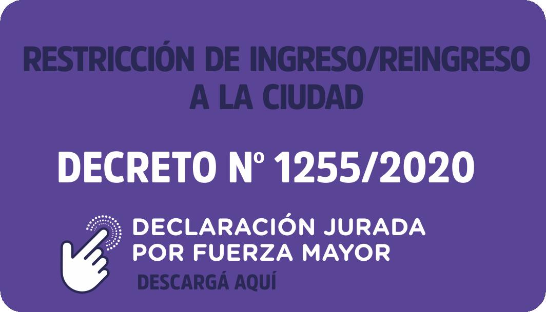 Decreto 1255